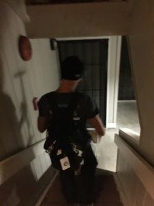 Leaving the condo