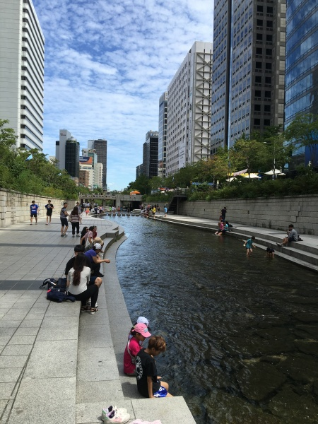 Cheonggyecheon River