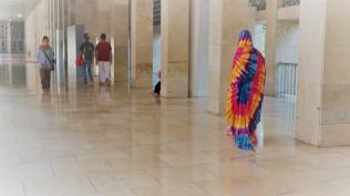 A beautiful burqa in Jakarta