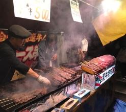 Wagyu in Kyoto